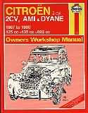Citroën 2CV Owners Workshop Manual