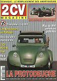 2CV Magazine, issue 25